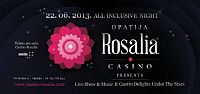 Casino Rosalia: Glamour under the stars