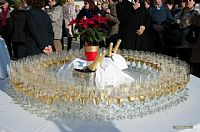 New Year's Mayor Toast to Guests of Opatija