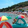 Moscenicka Draga beaches